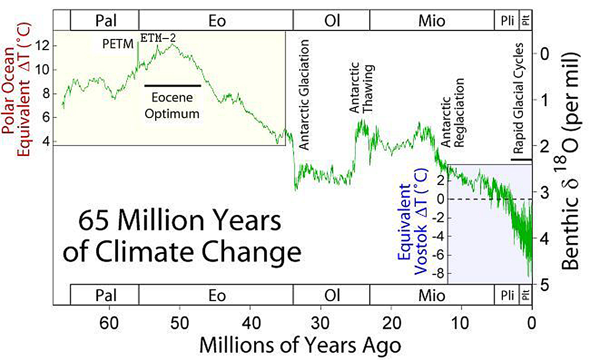 65 million year temperature 1412p